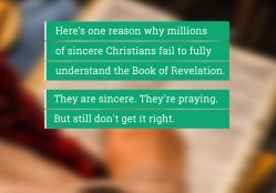 Keys to understanding the Book of Revelation