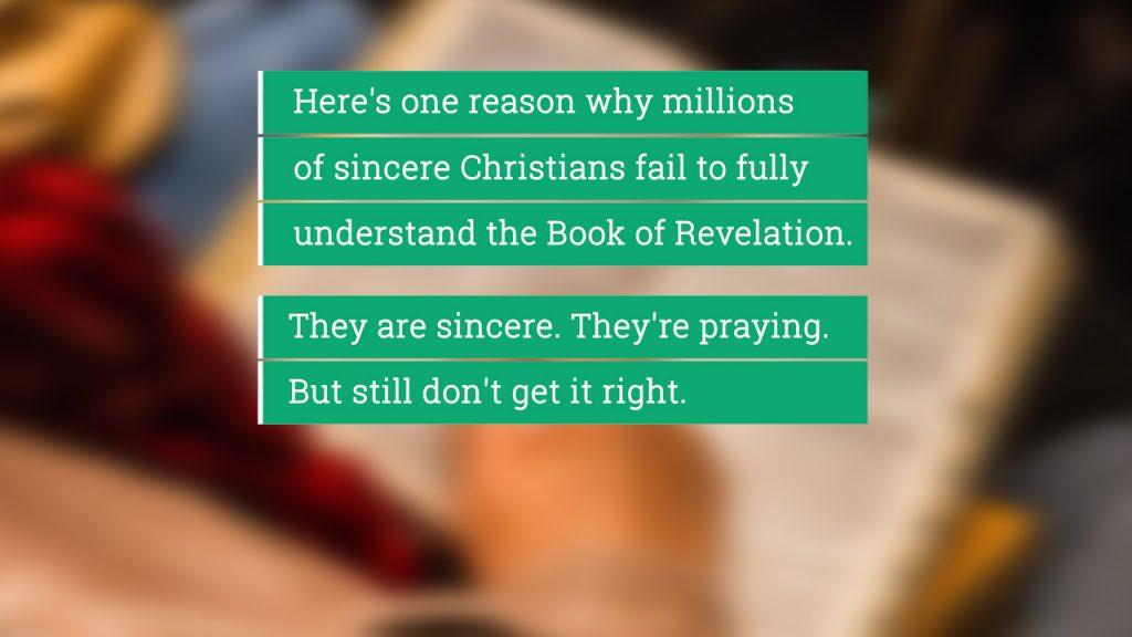 Keys to understanding the Book of Revelation