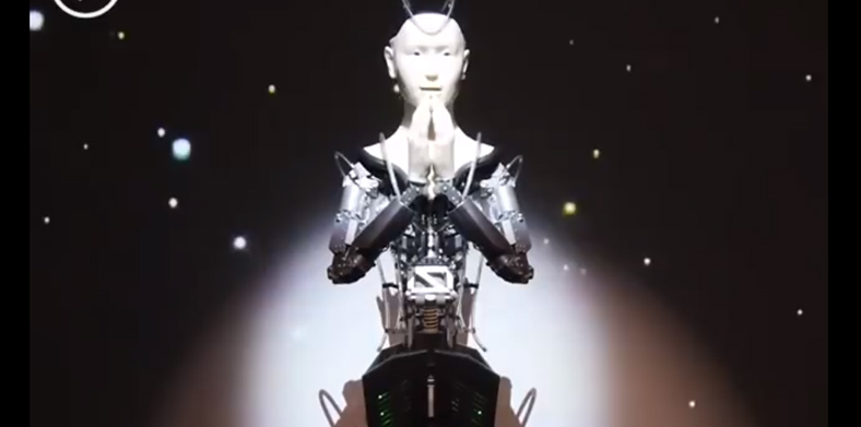 endtimevitamins kannon robot god