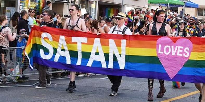 endtimevitamins satanic temple gay rights